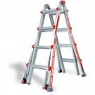 Type1 Alta-One Little Giant Ladder M-17 w/ Work Platform