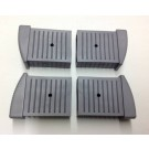 Complete set of (4) Type 1 replacement inner feet shoes 30056