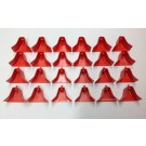 Revolution & Xtreme Complete 24 Wide Rung Cap Kit