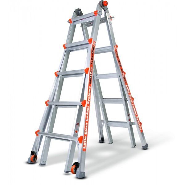 Type1 Alta-One Little Giant Ladder M-22 w/ Work Platform