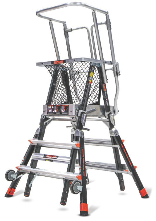 Aerial Safety Cage Model 3-5