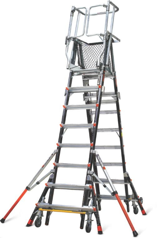 Aerial Safety Cage Model 8-14