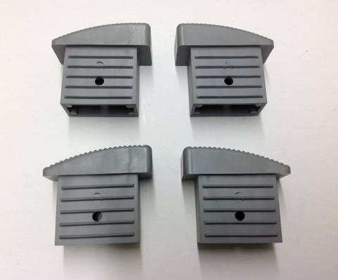 Little Giant Ladder (4) Inner Feet Model 26 1A & 1AA replacement foot 30059/31077