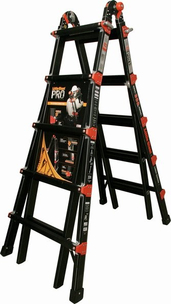 Type1a Little Giant Black Pro Series M 26 Laddersales Com