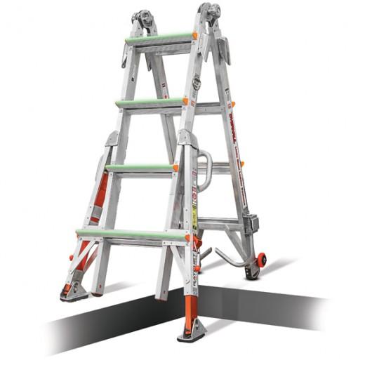 Little Giant Overhaul Ladder For Firefighters