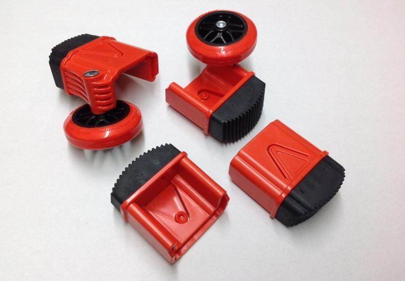 Revolution Xtreme Velocity LT Liberty Little Giant Ladder wheel foot kit
