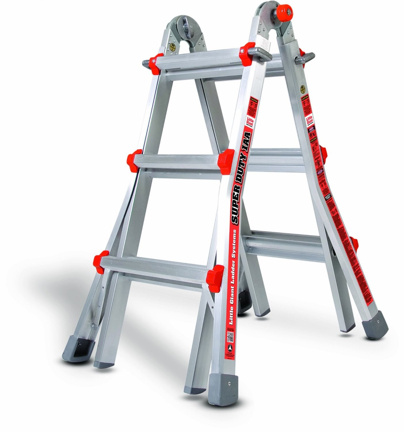 Super Duty Type 1aa Little Giant Ladder 13 10401 Multi