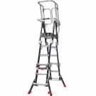 Little Giant Compact Safety Cage Model 3-4